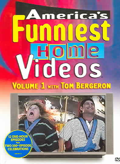 AMERICA'S FUNNIEST HOME VIDEOS:VOL 1 BY BERGERON,TOM (DVD)