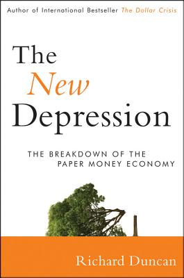 The New Depression By Duncan, Richard